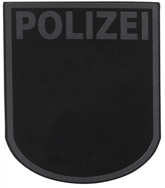 Infrarot Patch Polizei Hessen Blackops