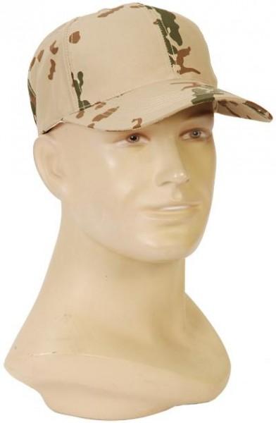 MMB Baseball Cap Ripstop Tropentarn