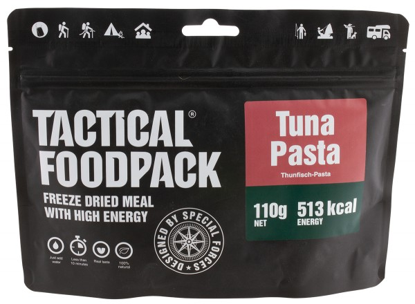 Tactical Foodpack - Thunfisch Pasta