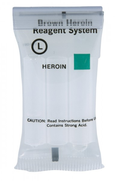 NIK Drogentest Modified Meckes Test L (10er Pack)