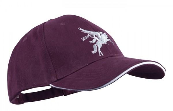 Baseball Cap Bordeaux Pegasus