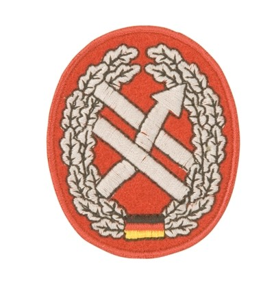 Barett Abzeichen PSV-Truppe Textil