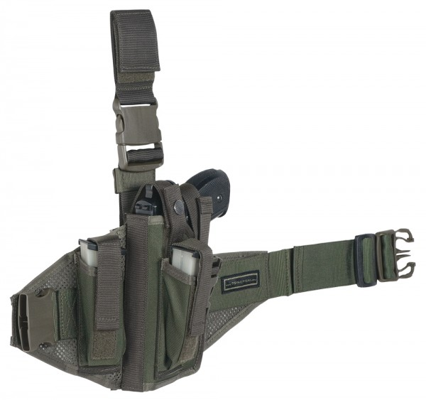 75Tactical Tiefziehholster PX4 Oliv - Links