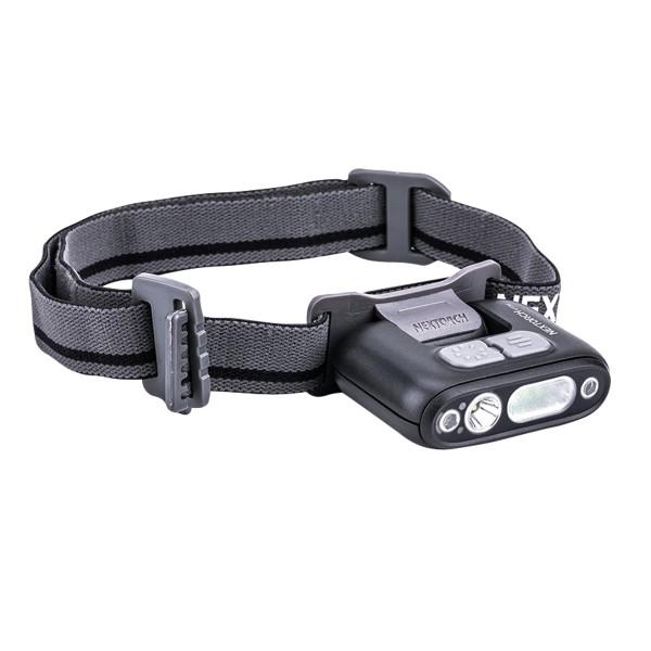Nextorch LED-Kopflampe UT30 mit Gestensteuerung