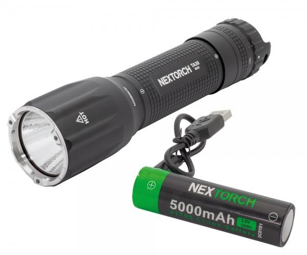 Nextorch Taschenlampe TA30 MAX 2100 Lumen