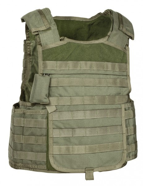 MSA PARACLETE Releasable Plate Carrier Gebraucht