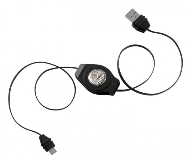 ASP Aufrollbares USB Ladekabel