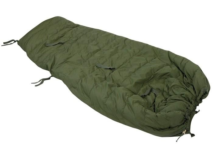 kosten charm am besten authentisch Kaufen Sie Authentic BW Schlafsack Winter 3-tlg Oliv Gebraucht
