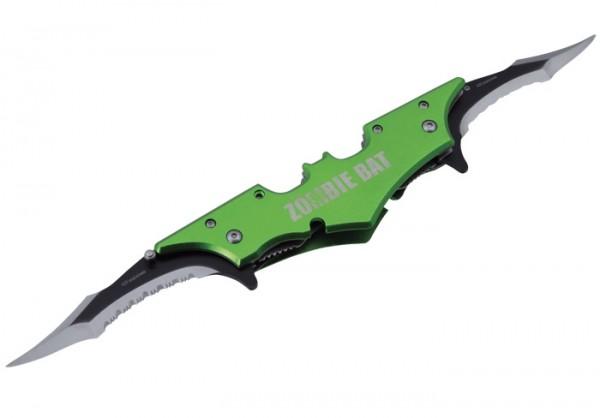 Haller Einhandmesser Zombie BAT