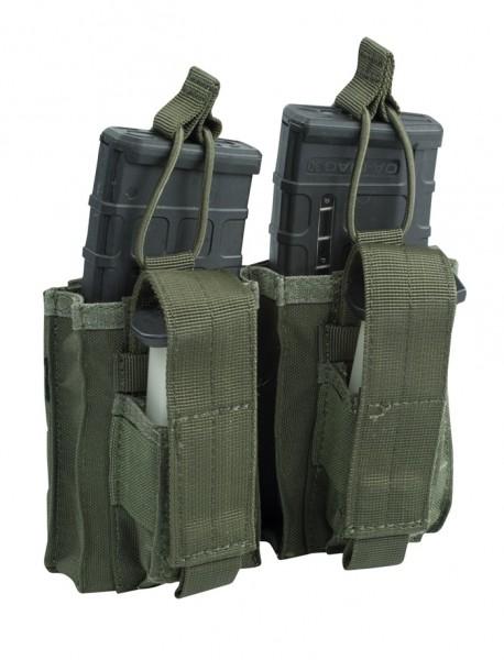 Magazintasche Condor M14 G36 Double Kangaroo Oliv