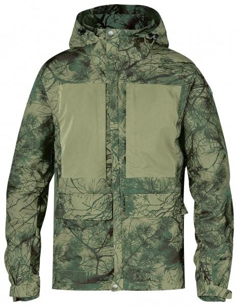 Fjällräven Lappland Hybrid Jacket Camo Green