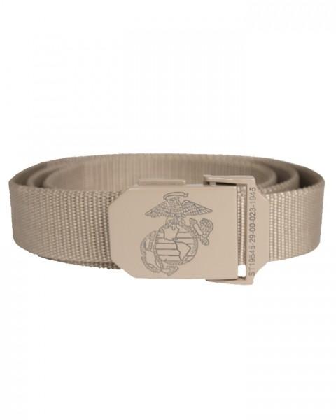 USMC Hosengürtel Khaki