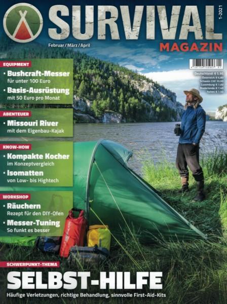 Survival Magazin 1-2021