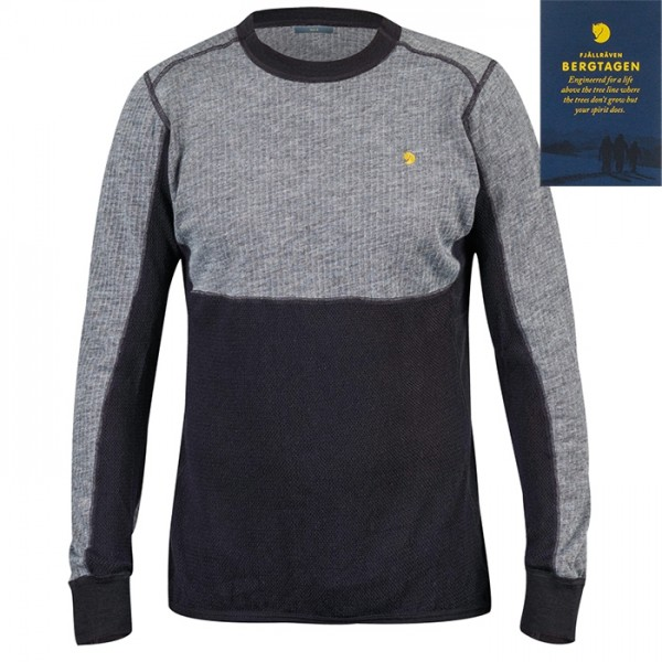 Fjällräven Bergtagen Woolmesh Sweater