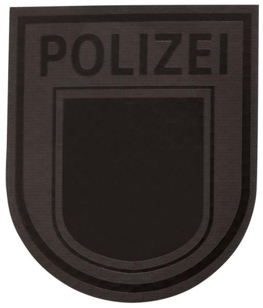 Infrarot Patch Bundespolizei Steingrau