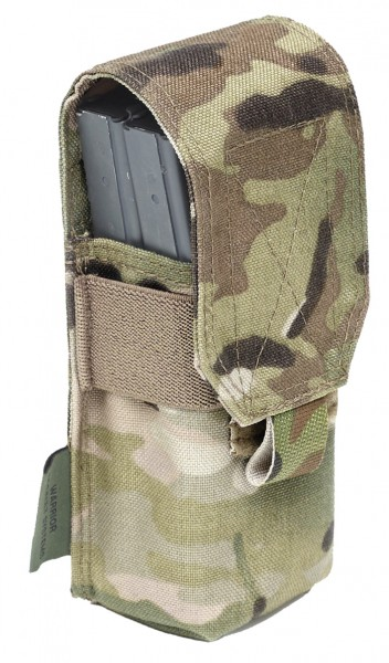 Warrior Single M4 Mag Pouch Multicam