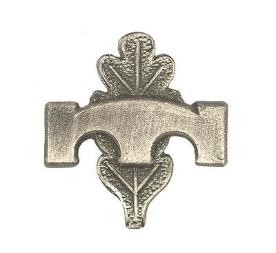BW Mützenanstecker Metall Pionier