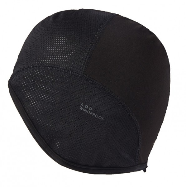 SealSkinz Windproof Skull Cap Schwarz