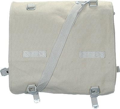 BW Packtasche Groß mit Gurt Natur