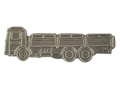 BW Mützenanstecker Metall 7-Tonner