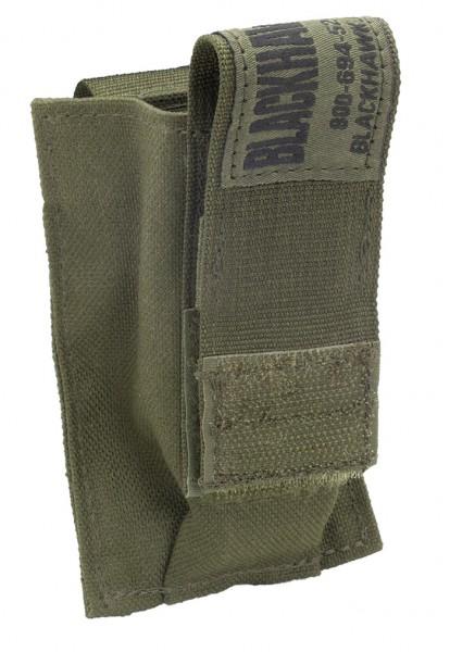 BLACKHAWK Single Pistol Mag Pouch FB Gebraucht