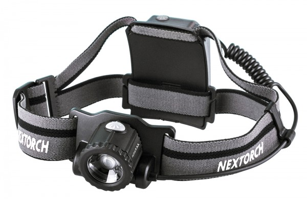 Nextorch myStar R AA Kopflampe 600 Lumen