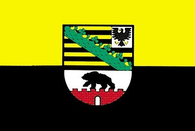 Flagge BL Sachsen-Anhalt