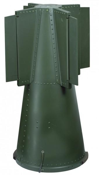 Raketenflügel Oliv Neuwertig - Dekorationsartikel