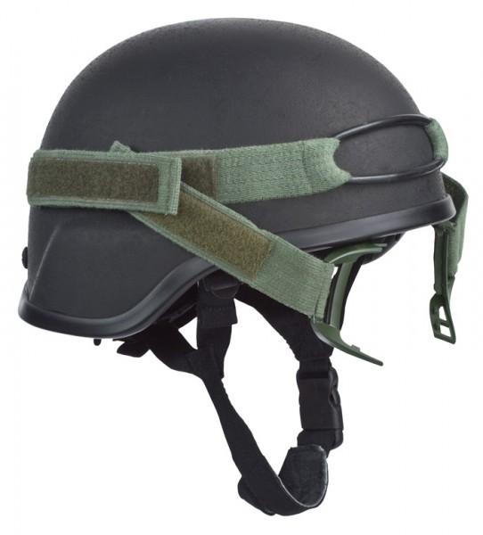 Revision DL PDQ Helmband Oliv