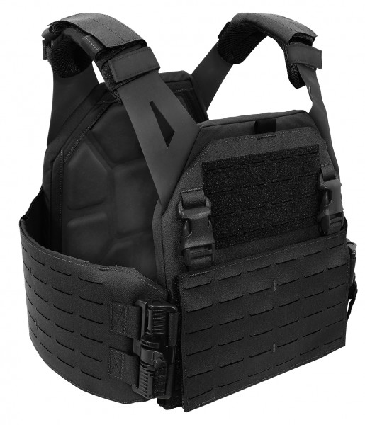 WAS Laser Cut Low Profile Plate Carrier V1