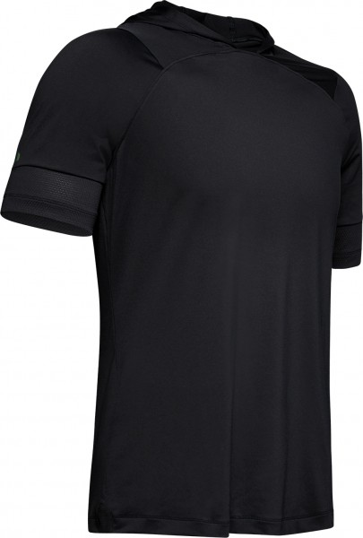 Under Armour Rush Hoodie Short Sleeve Shirt