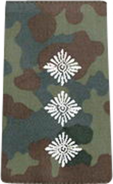 BW Rangschl. Hauptmann Tarn/Silber Klett