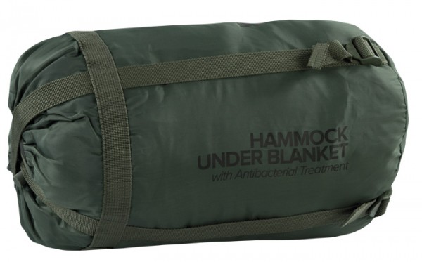 Snugpak Decke Under Blanket für Hängematte Oliv