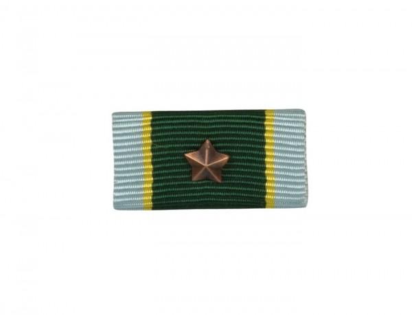 Bandschnalle US Schiessabzeichen Bronze