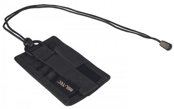 Mil-Tec ID Card Case - 2-teilig Klettbar