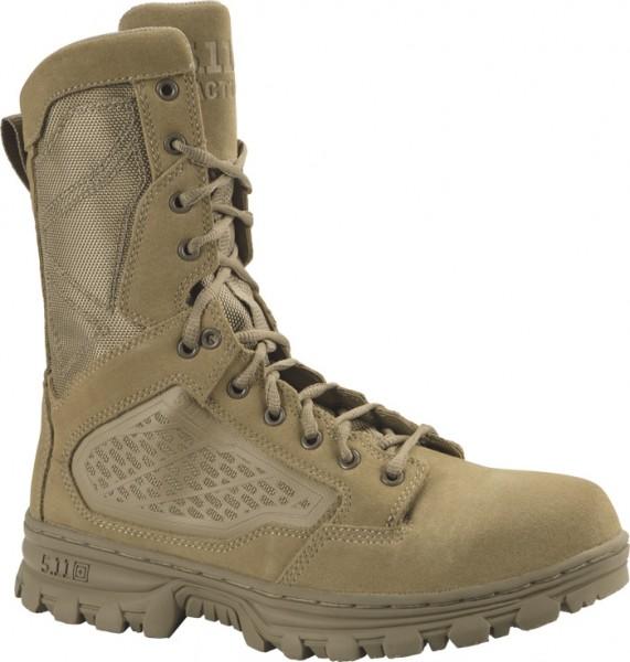 """5.11 EVO 8"""" Desert Side Zip Boot Coyote"""