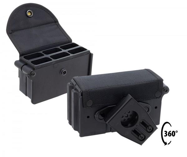 ESP Kunststoffbehälter für 6 Textilhandfesseln