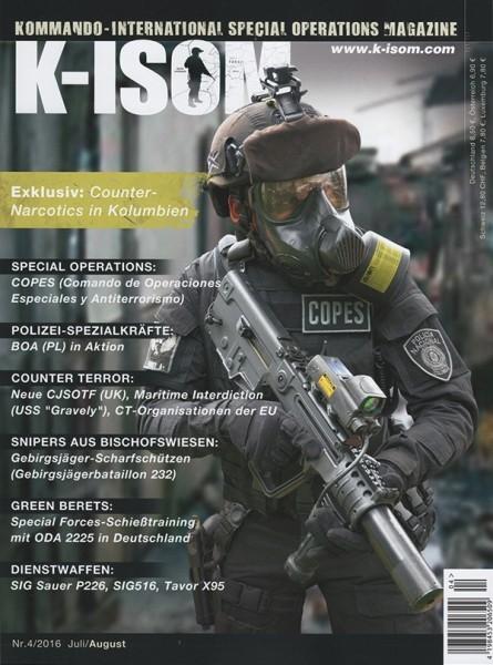 Kommando Magazin K-ISOM Ausgabe: 48 Nr.4/2016