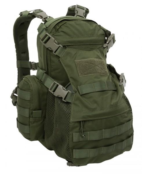 Rucksack Warrior Helmet Cargo Pack Oliv