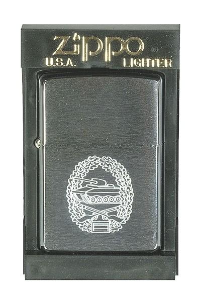 Zippo Feuerzeug Motiv Panzergrenadier
