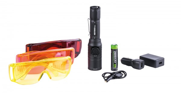 Nextorch P56 Forensic Light Tatortlampe