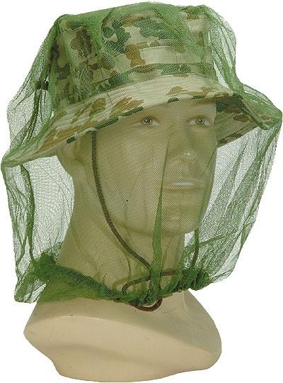 Moskito-Kopfnetz Oliv