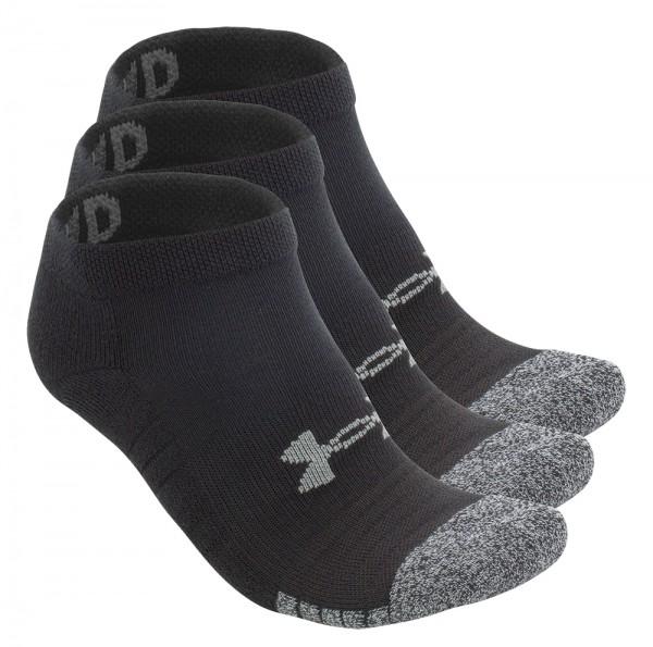 Under Armour HeatGear Low Socken 3-er Pack