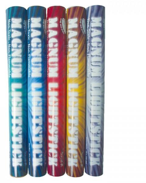 Mil-Tec Leuchtstab Magnum 35 cm 8 Stunden Blau