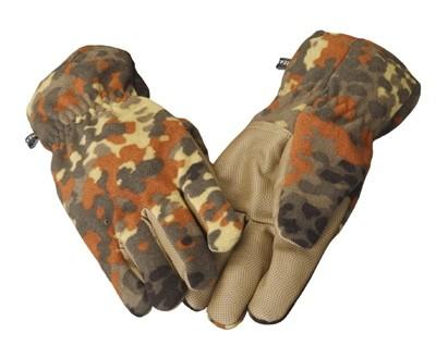 Handschuhe MFH Alpin Wind- & Wasserdicht Flecktarn