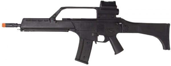 BLUEGUNS Trainingswaffe H&K G36K Black