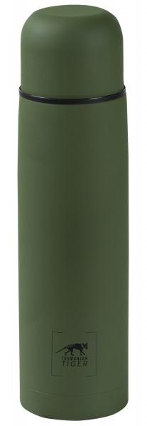 TT H&C Stuff Thermosflasche 1 Liter Oliv