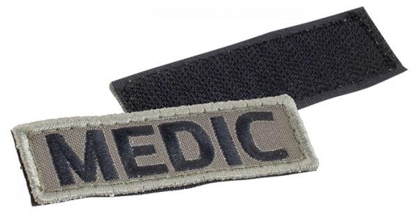 SnigelDesign Abzeichen Medic Schriftzug