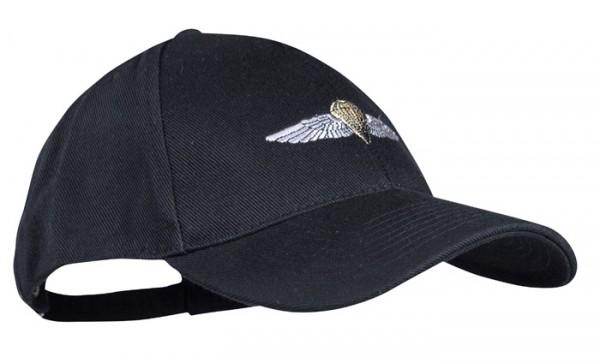 Baseball Cap Schwarz Para Wing