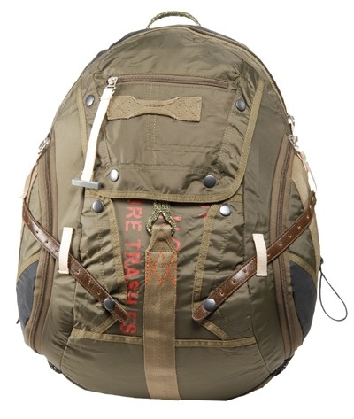 Parachute Backpack